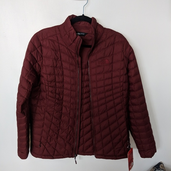 The North Face Jackets & Blazers - -SOLD- The North Face Women Thermoball Full Zip